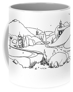 In The Land Of Brigadoon  Coffee Mug