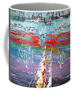 In The Lead - Sold Coffee Mug
