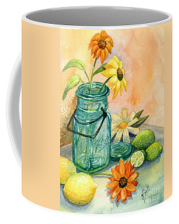 In The Lime Light Coffee Mug by Marilyn Smith