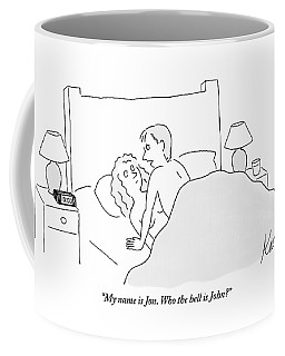 In The Middle Of Having Sex Coffee Mug