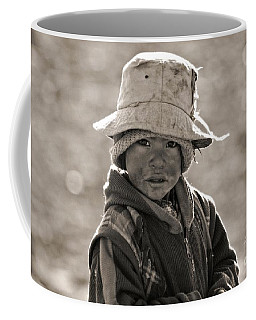 Hungry In The Middle Of Nowhere Coffee Mug