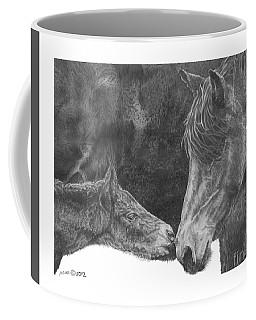 in the name of Love Coffee Mug