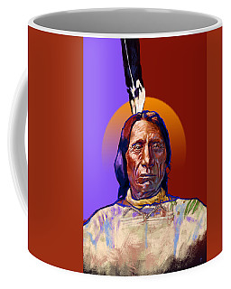 In The Name Of The Great Spirit Coffee Mug