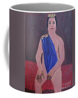 In The Royal Blue Coffee Mug