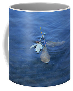 Coffee Mug featuring the photograph In The Stillness by Viviana  Nadowski