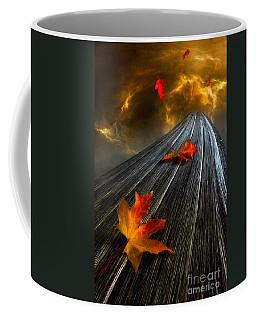 In The Storm Eye  Coffee Mug