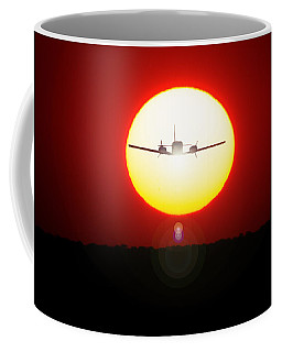 Coffee Mug featuring the photograph In The Sun by Paul Job