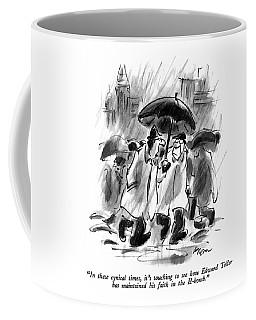 In These Cynical Times Coffee Mug