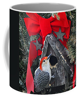 In Time For Christmas Coffee Mug