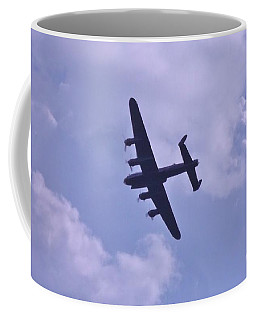 In To The Clouds Coffee Mug