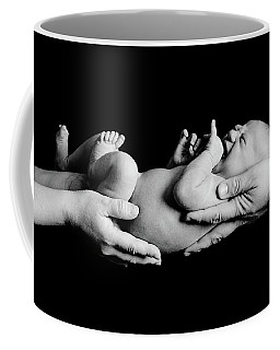 In Your Hands Coffee Mug