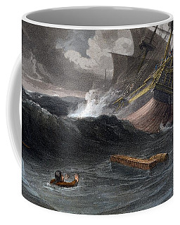Incident On The Journey From China Coffee Mug