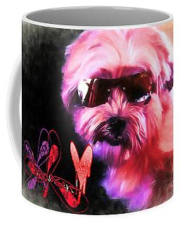 Incognito Innocence Coffee Mug
