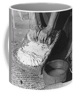 Indains Making Corn Flour Coffee Mug