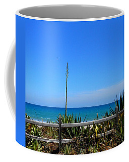 Indialantic By The Sea Coffee Mug by Kay Gilley