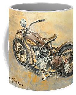 Indian Chief 1938 Coffee Mug