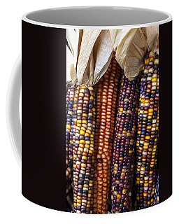 Indian Corn Close Up Coffee Mug
