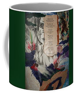 Indian Dancer Coffee Mug
