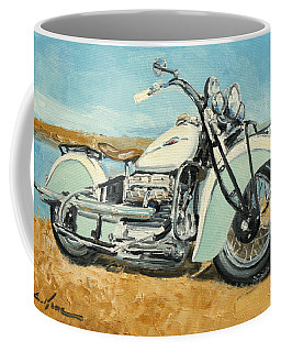 Indian Four 1941 Coffee Mug