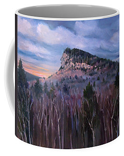 Indian Head In Lincoln New Hampshire Coffee Mug