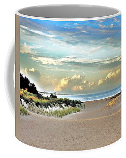 Indian River Inlet - Delaware State Parks Coffee Mug