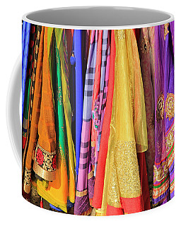 Indian Sarees Coffee Mug