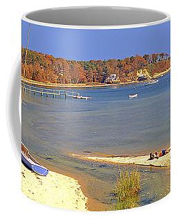 Indian Summer Afternoon Pleasant Bay Cape Cod Massachusetts Coffee Mug