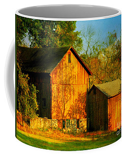 Indian Summer In October Coffee Mug
