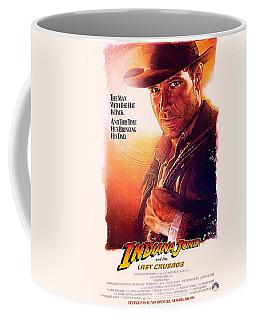 Indiana Jones And The Last Crusade  Coffee Mug
