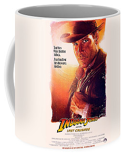 Indiana Jones And The Last Crusade  Coffee Mug