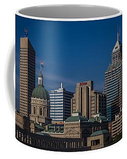Indianapolis Skyscrapers Coffee Mug