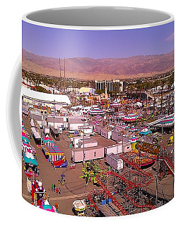 Indio Fair Grounds Coffee Mug