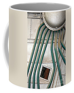 Industrial Art Coffee Mug