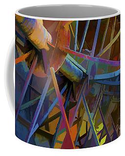 Industrial Light And Magic Coffee Mug by Gary Holmes