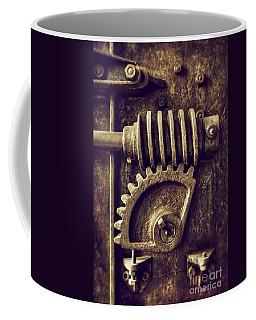 Industrial Sprockets Coffee Mug