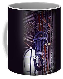 Industrial Strength Chains Coffee Mug