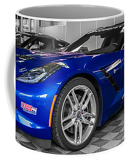 Indy 500 Corvette Pace Car Coffee Mug