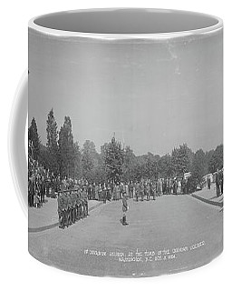 Infantry Reunion Tomb Of The Unknowns Coffee Mug