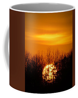 Inferno In The Trees Coffee Mug