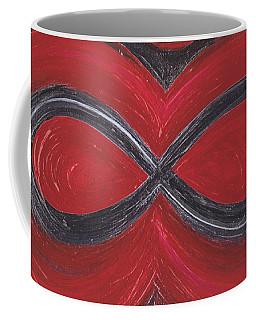 Infinite Love By Jrr Coffee Mug by First Star Art