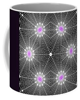 Infinity Grid Six Coffee Mug