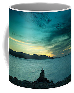 Infinity Coffee Mug by Michelle Meenawong