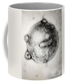 Influenza Ahong Kong Coffee Mug
