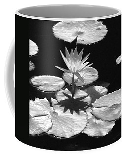 Infrared - Water Lily 02 Coffee Mug by Pamela Critchlow