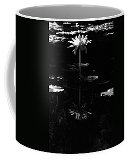 Infrared - Water Lily 03 Coffee Mug by Pamela Critchlow
