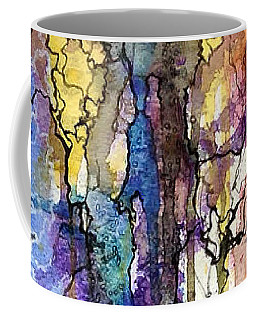 Ink Lines Coffee Mug