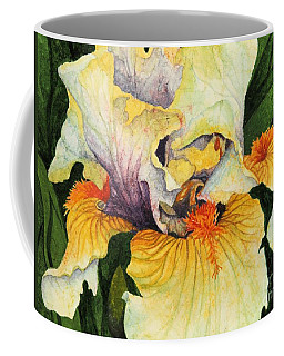 Coffee Mug featuring the painting Inner Beauty by Barbara Jewell
