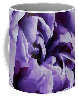 Lavender Motive Coffee Mug