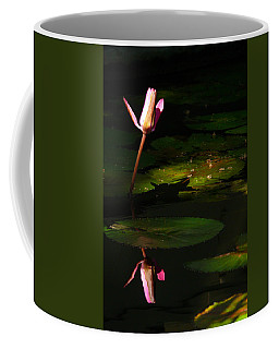 Coffee Mug featuring the photograph Inner Peace by Evelyn Tambour