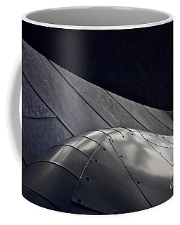 Inner Space 2 Coffee Mug by Linda Bianic